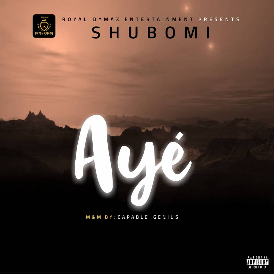 AYE OUT NOW 💚 Happy New month,the anticipating song *ÀYÈ* is out 🎶 ```Cop urs VIA the link to all digital platforms song.link/ng/i/1520207675 ```Cop it on audiomack 🔸``` audiomack.com/shubomi1587/so… •*ROYAL DYMAX (Good Music only )