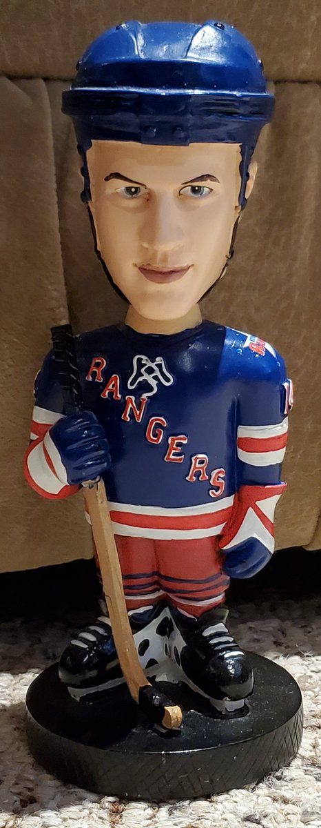 Found this @Roy9ner @OHLRangers bobblehead today. A great addition to my rangers memorabilia collection https://t.co/soe0Kg8lr4