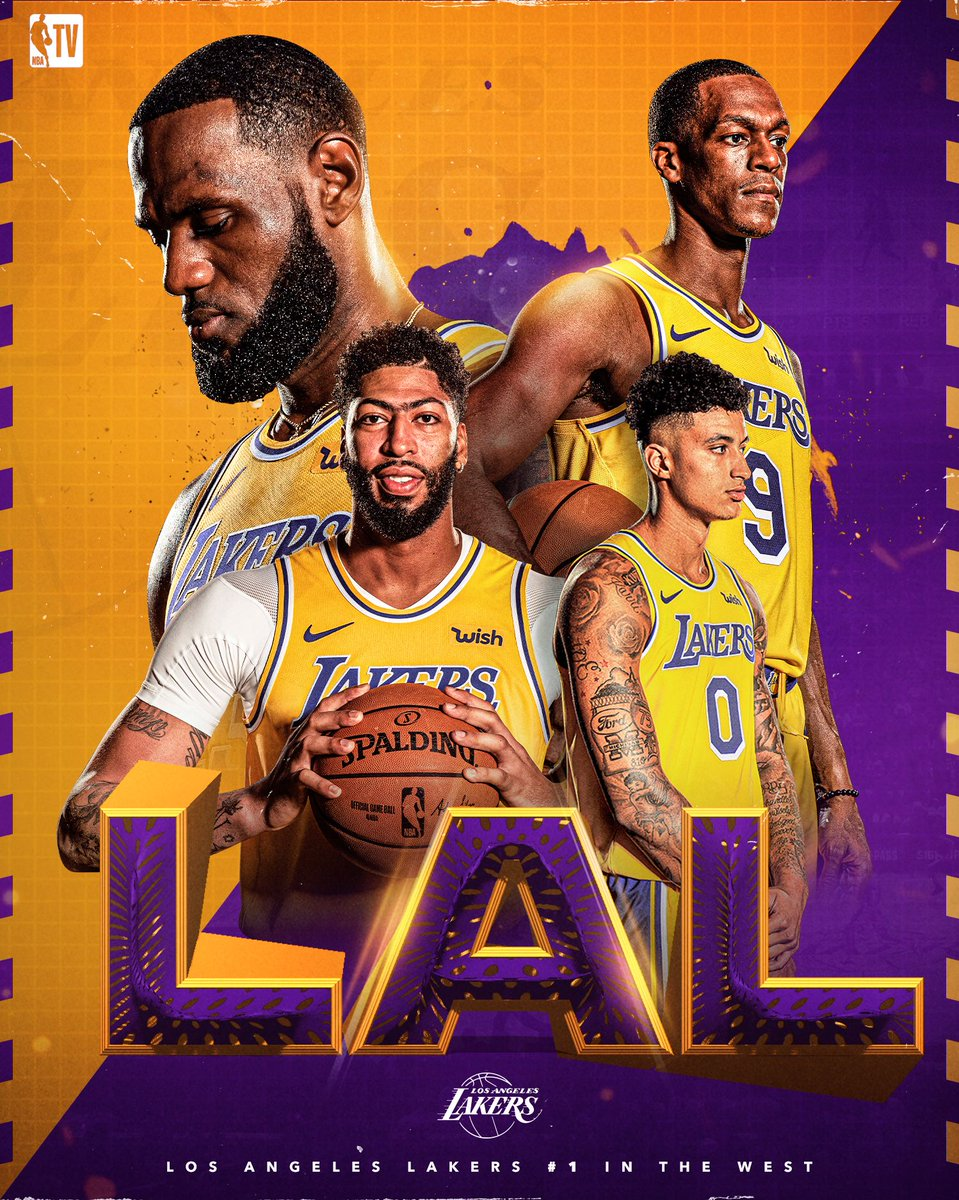 The Lakers have their sights set on a title 🏆 Catch Team Restart: Los Angeles Lakers at 9pm on NBA TV!
