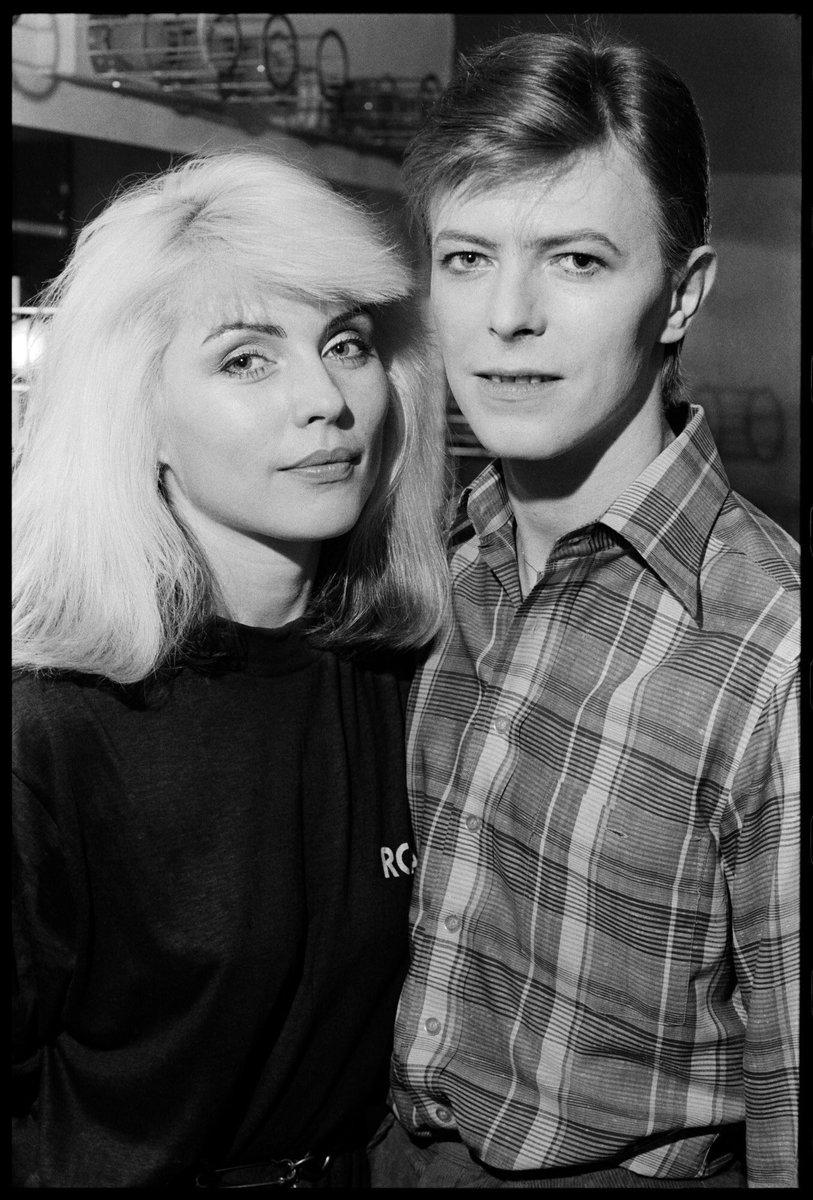 Wishing the incredible Debbie Harry a very Happy Birthday! x  (📸: Chris Stein) https://t.co/aXfP7Ebgdw