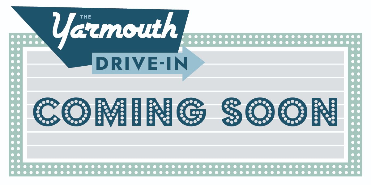 The people have spoken! The Yarmouth Drive-In is officially here to bring you safe, summer fun! Be sure to sign up to our Cape Club to be the first to hear about news & updates for what's coming soon! https://t.co/Vff7oLFNO4 https://t.co/46wh1aC3xE