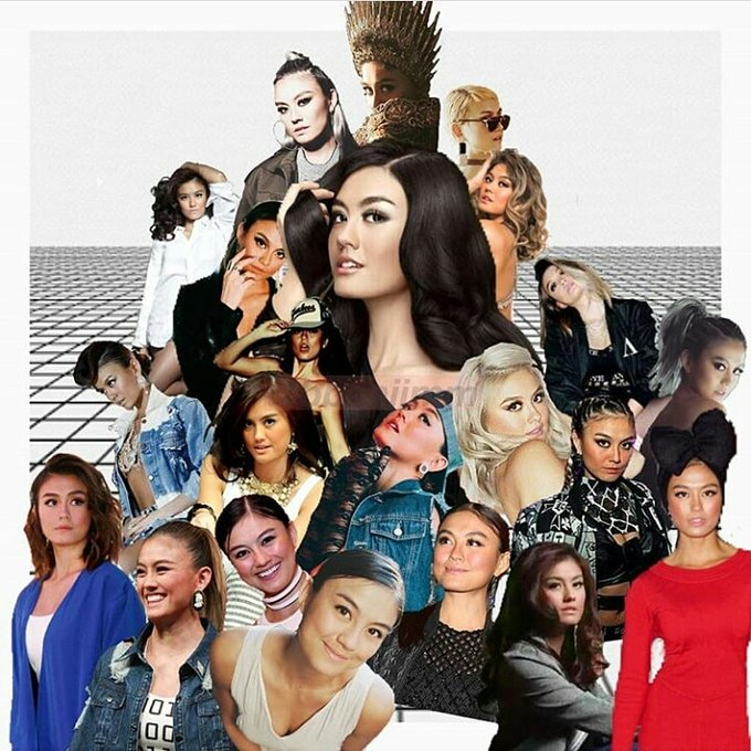 Happy birthday AGNEZ MO my beloved queen     Godbless you, i adore you gurl