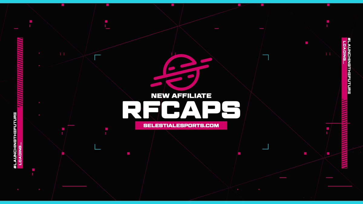 Welcome to the Affiliate Program @RFCaps8! Hes a variety streamer, with a lot of content on @BeatSaber and shooters! Be sure to check him out at twitch.tv/RFCaps