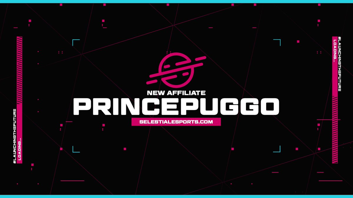Please also welcome @PrincePuggo to the Affiliate Program! Streaming a variety of shooters and team strategy games, you wont want to miss his streams! Check him out here twitch.tv/princepuggo