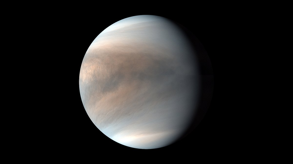 So it's time to talk about living on the planet Venus, but in the most unconventional way: cloud cities in its upper atmosphere. Im going to talk about Venus as a planet, why we would even want to live in cloud cities, and how they would possibly work. #scicomm (1/18)
