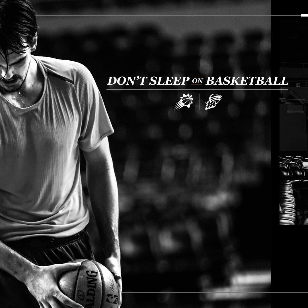 There's a chance and that's all we need.  Watch the latest episode of #DontSleepOnBasketball  📺Life in Hiatus | https://t.co/Gk20a5RCfk https://t.co/UrkgoYQo0m