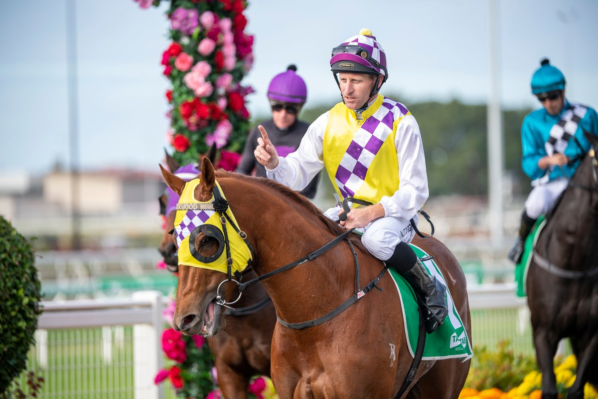Wyong trainer Tracey Bartley is hoping to spring another upset with In Good Time in the Listed @tabcomau Bright Shadow at Eagle Farm on Saturday. READ: https://t.co/aPpshPFaiW #bneraces @raceqld 📸 @MMcInallyPhotos https://t.co/yaxSvueZrY