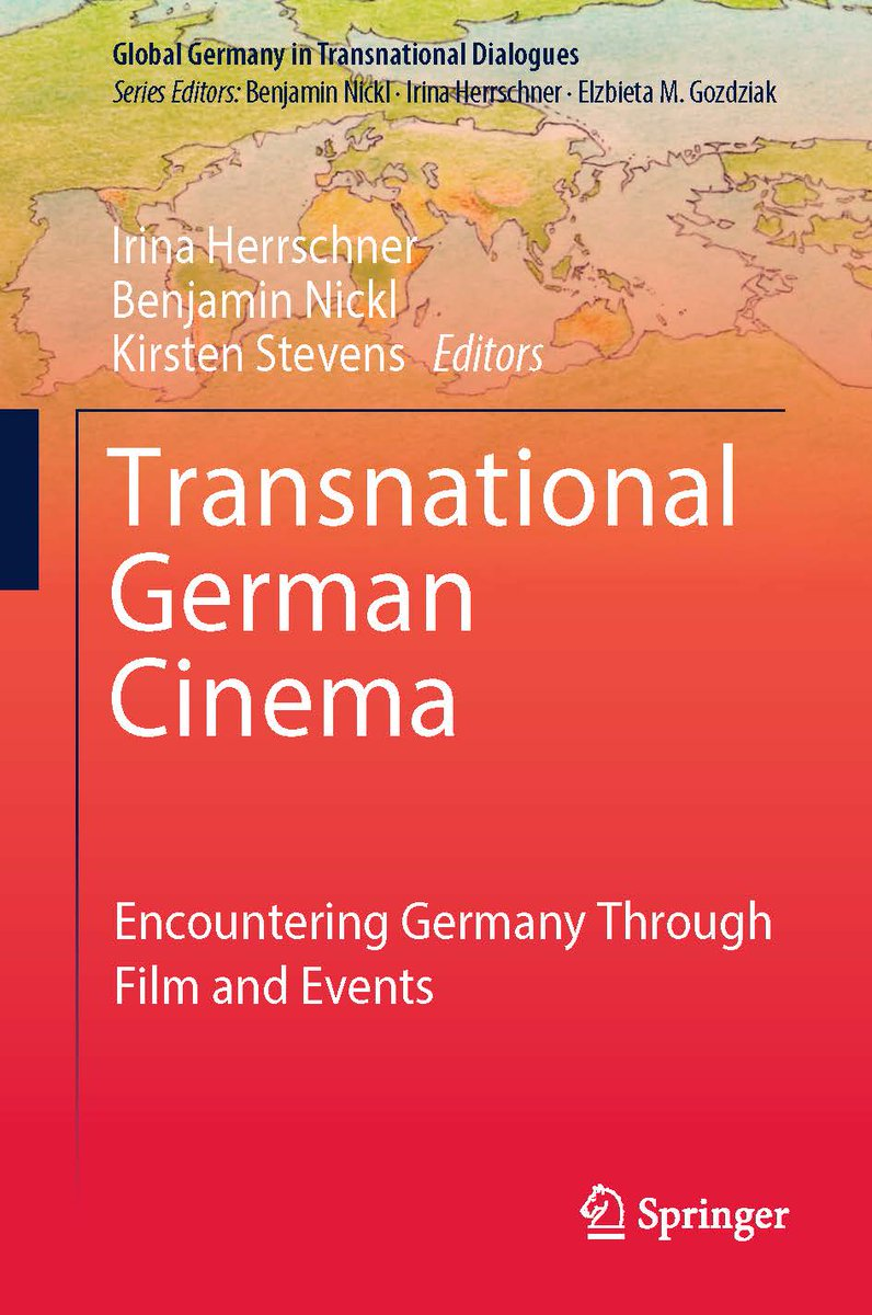 🇩🇪🎞️📽️Series update: Forthcoming edited collection>Transnational German Film: Encountering Germany Through Film and Events<more details to follow! topics include: #GermanFilm #filmfestivals #Berlinale #Tuvalu #GermanFilminChina #ToniErdman #WhereHandsTouch #AudienceAnalysisVienna https://t.co/EGAVRWzija