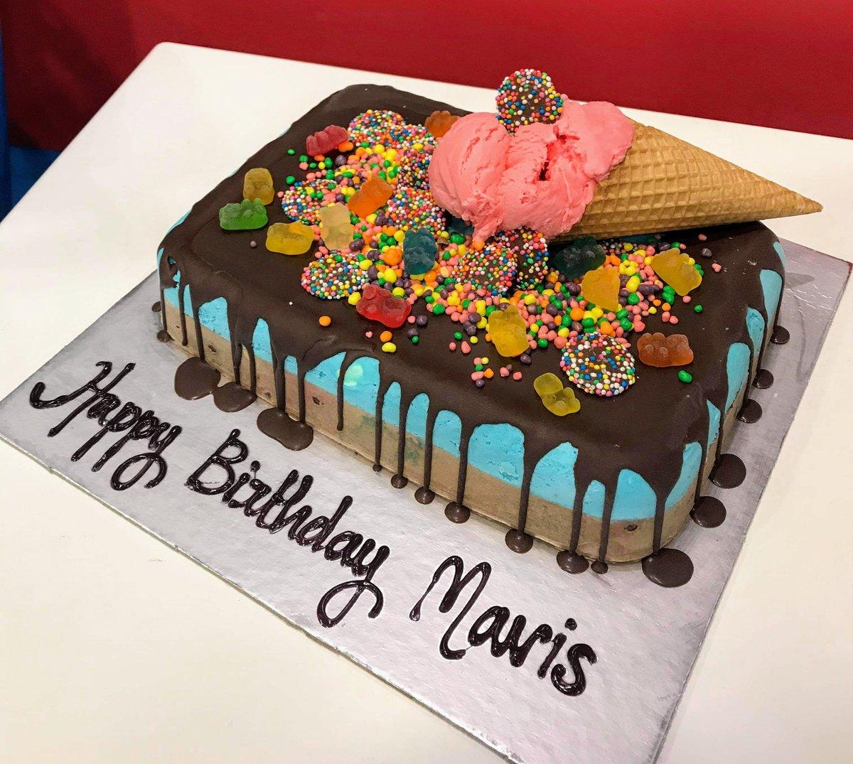 coldrockcakes: Ice Cream cake by Cold Rock Aspley. Call us on 0417 115 707 to place your order. #brisbane #coldrock #fridays #dessert #weddingcake #food #chocolate  #party #love #happybirthday #cake #celebrate #happy #drawing #relationships #icecreamcakepic.twitter.com/yGlvBXV01s