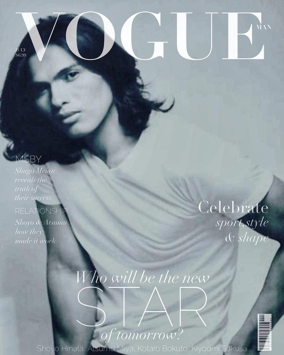 love #Vogue pic.twitter.com/vB0Lq0PC0P