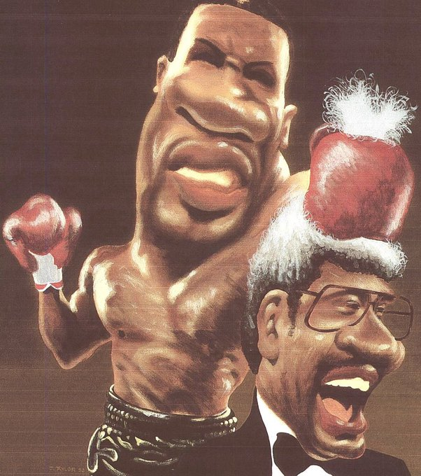 Happy Birthday to the reighining defending undisputed IRON MIKE TYSON