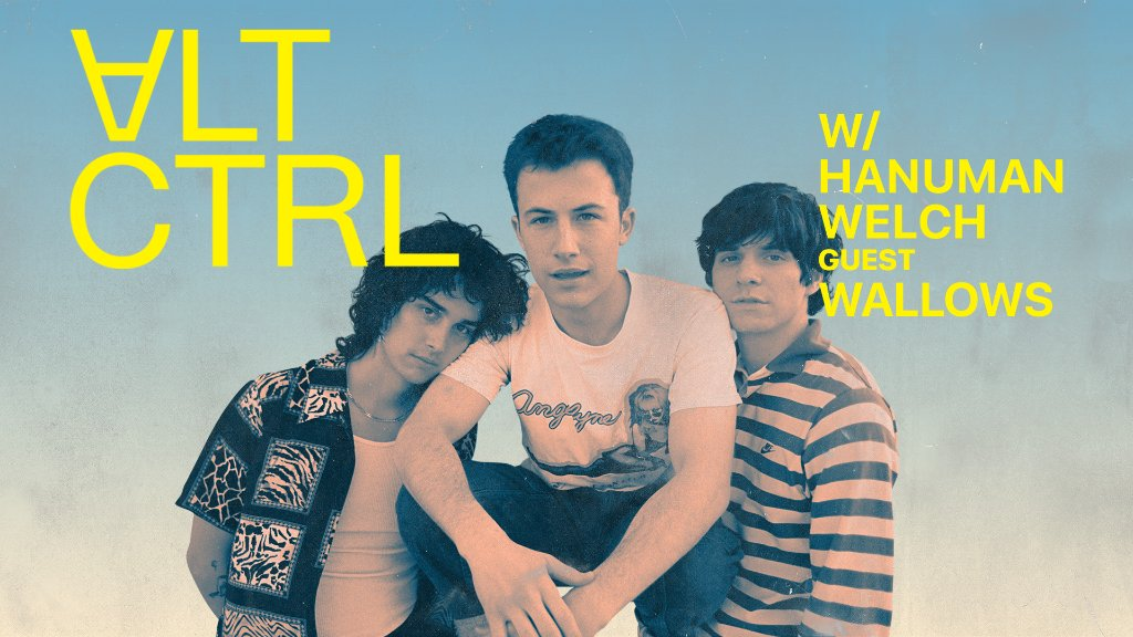 """""""This is such an influential year, and I want whatever our next record is to be a reflection of the time.""""  @wallowsmusic talks #AreYouBoredYet ft. @clairo and future plans on #ALTCTRL with @HanumanWelch. https://t.co/V5yZTKN8cN https://t.co/Clc4nffd73"""
