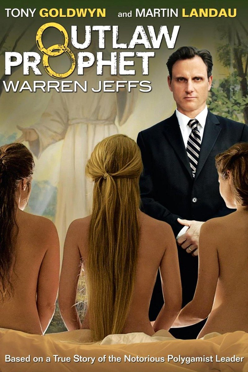 Outlaw Prophet: Warren Jeffs #movies   I just turned on midday movie & I'm like what the fark am I watching? I couldn't take my eyes off it I wanted to eat Tony Goldwyn's face off, damn he plays villain well! But damn this movie makes me mad & I'm going to finish it. <br>http://pic.twitter.com/8FtktC4hbI