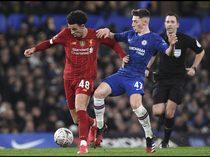 #Sports #CHELSEA #LIVERPOOL Chelsea Chase UEFA Champions League Berth As They Clash With Liverpool https://t.co/JTRgwreYsQ https://t.co/iW1fXDnFgL