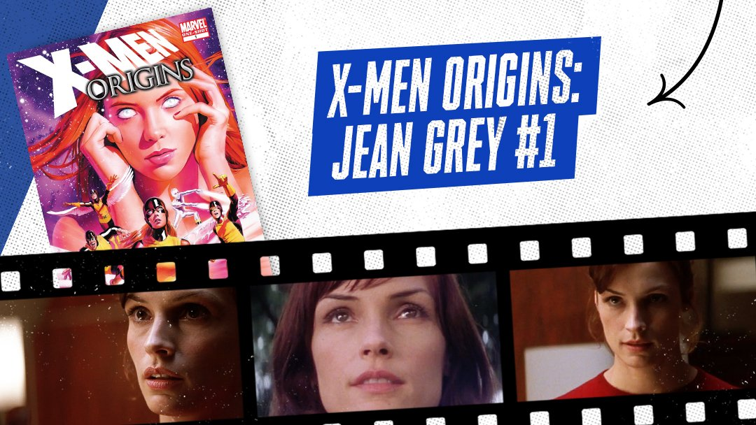 Look much deeper into #JeanGrey's backstory with X-Men Origins: Jean Grey 1, from @seankmckeever and @mike_mayhew. https://t.co/WYWHzhyZsf
