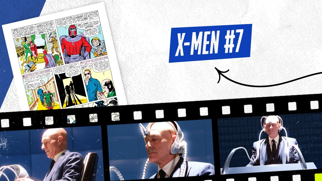 #XMen 7 gave us #Cerebro, with writing from Stan Lee and art from Jack Kirby and Chic Stone. https://t.co/60B3qzWFBq