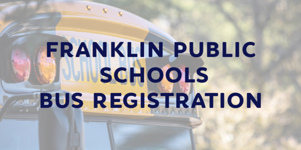 Student Bus registration required for 2020-2021 school year