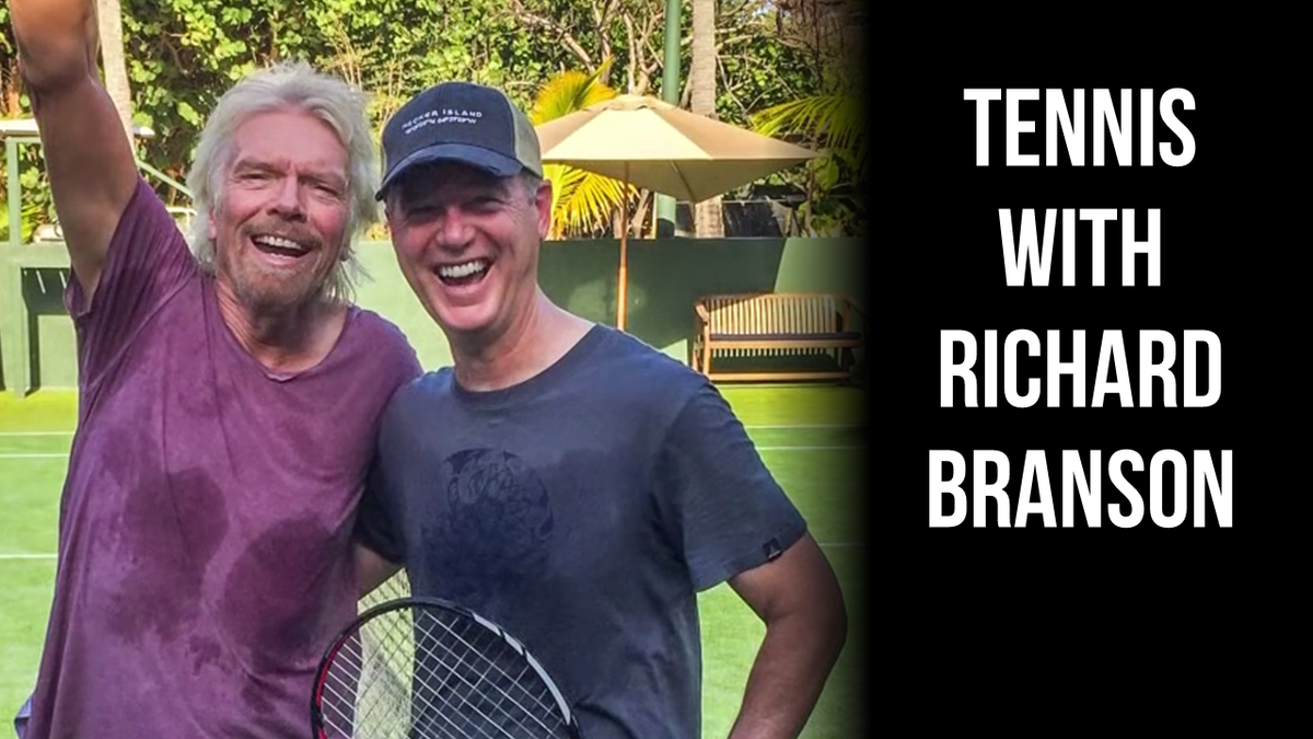 it was an epic tennis battle (with a lot of lessons learned)… https://jeffwalker.com/tennis-with-richard-branson/… #launchlife, #onlinebusiness, #entrepreneur, #launches #successpic.twitter.com/a6H0XoQo6z