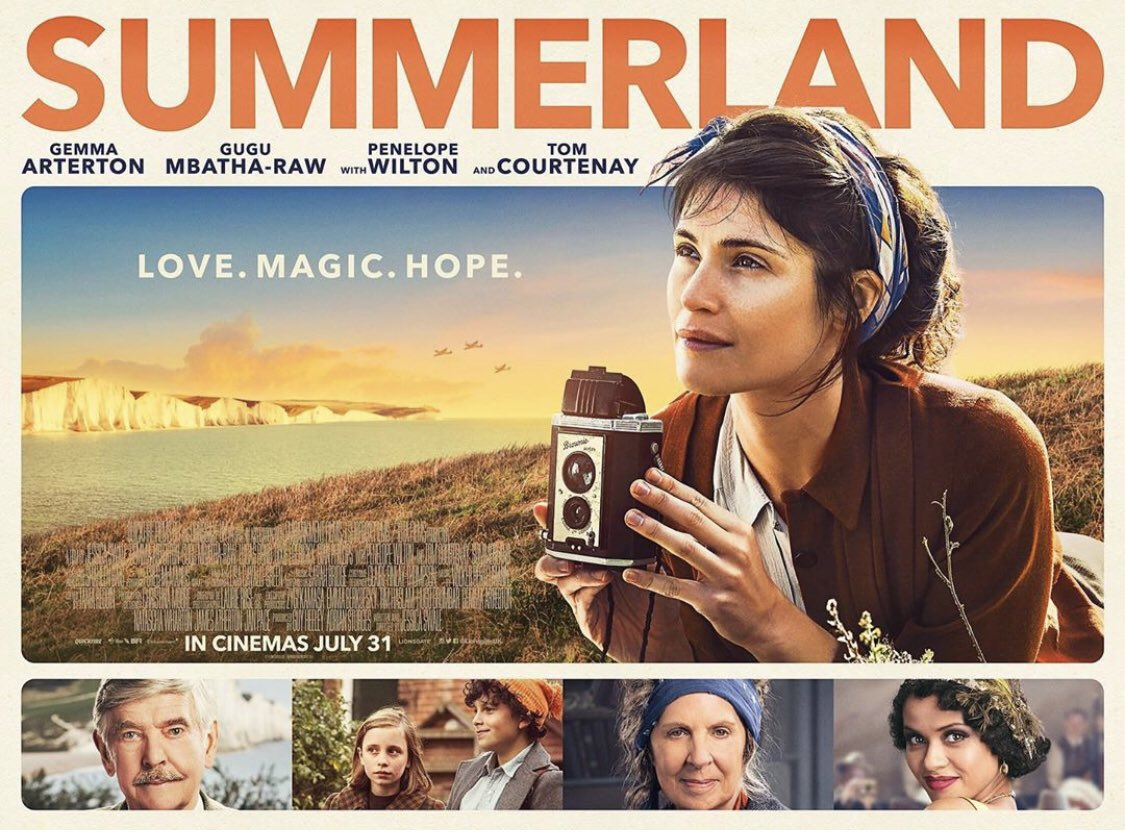 Congratulations to Lucas on his acting role in a significant film release due out this month.  Something heartwarming and uplifting, we are assured.  Just what we need! #Summerland