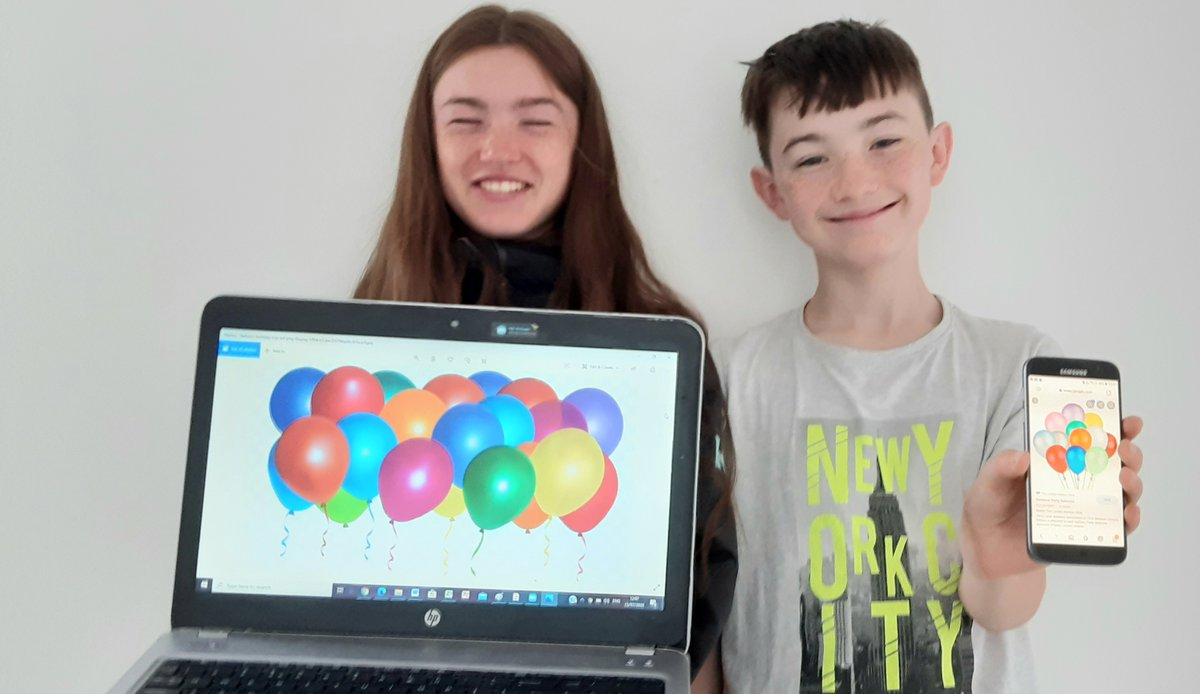 Our Virtual Balloon Race uses real weather data to create realistic conditions, meaning balloons can fly, burst, and sink, without having a negative impact on the environment and wildlife. Enter online €5 each balloon https://t.co/KMoXFDF5B2 https://t.co/9uONLJKfcB