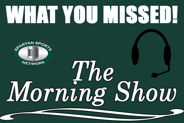 "WHAT YOU MISSED:The Morning Show-@JosiahMSUPrice joins us to talk about living out west, getting into coaching football, and celebrating his MSU career as our listeners selected him to the ""Dantonio Dream Team."" LISTEN: https://t.co/erhu8pJhi1 https://t.co/N4PcStdfBU"