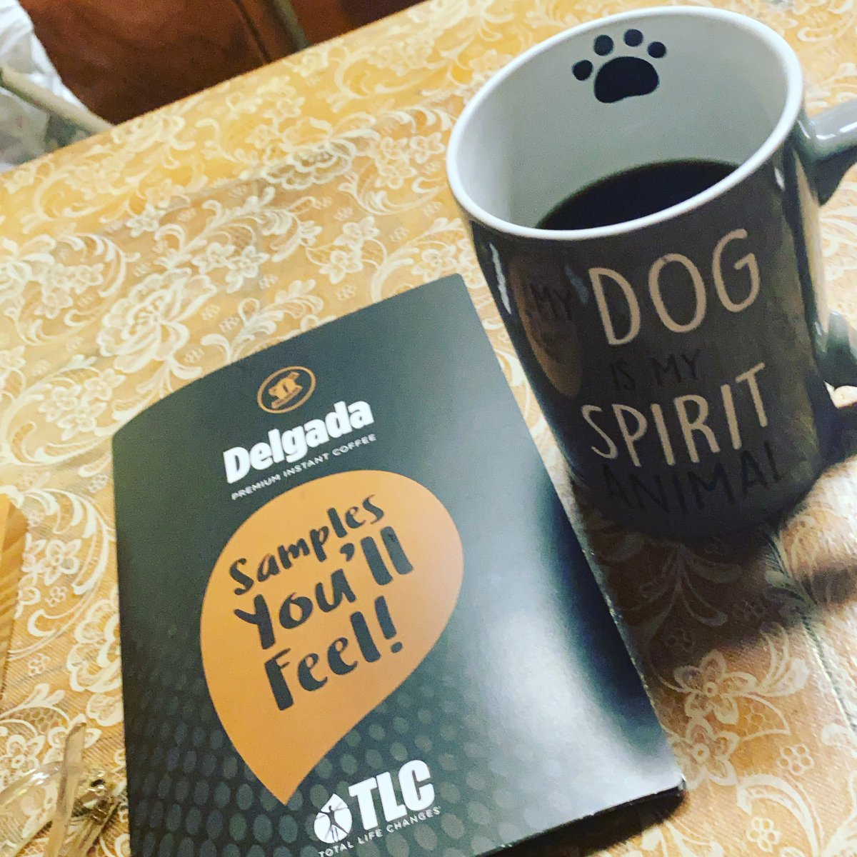 Enjoying my morning coffee.  If you are a coffee lover like me and need help curbing appetite and lose weight dm me or check out the link in my bio to order. Limited samples available #linkinbio #goals #30303 #30303challenge #1000families #tranformationcomingsoon #weightlosspic.twitter.com/NuhiBrOhI3