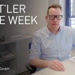 Image for the Tweet beginning: Christian Weber, service coordinator, is