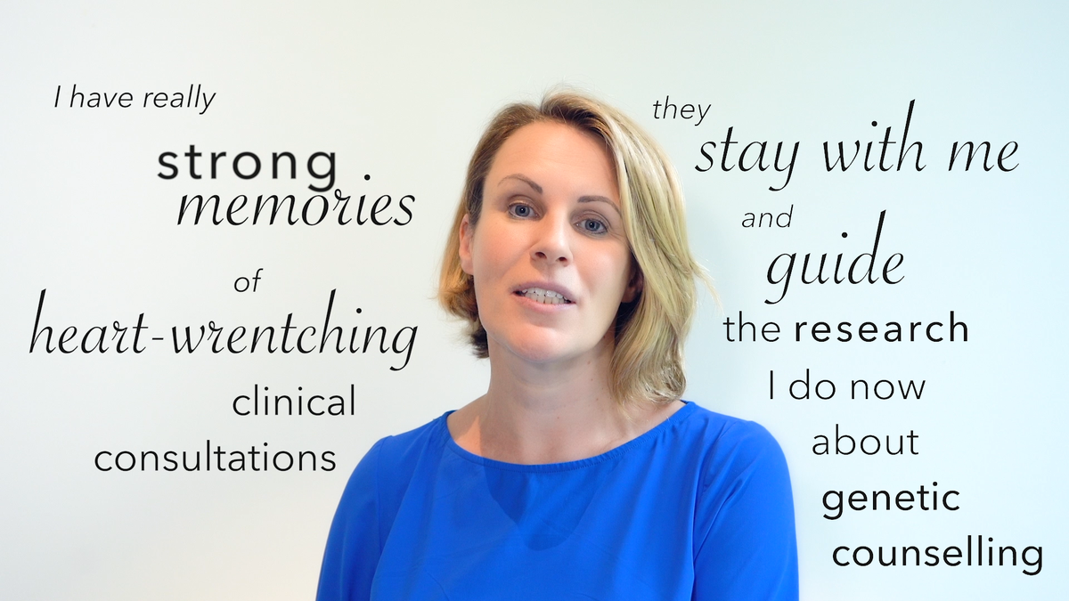 In the final part to our 'Voices of Genetic Counsellors' blog series, we explore the importance of research to the implementation of #GeneticCounselling into clinical practice with Prof. Anna Middleton.  📗Read:https://t.co/yJHhysRzn3   #GCchat #genomicsCUH #genomicsconversation https://t.co/8x5YJZhfay