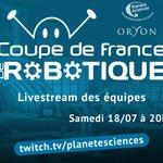 Image for the Tweet beginning: En attendant la Coupe de