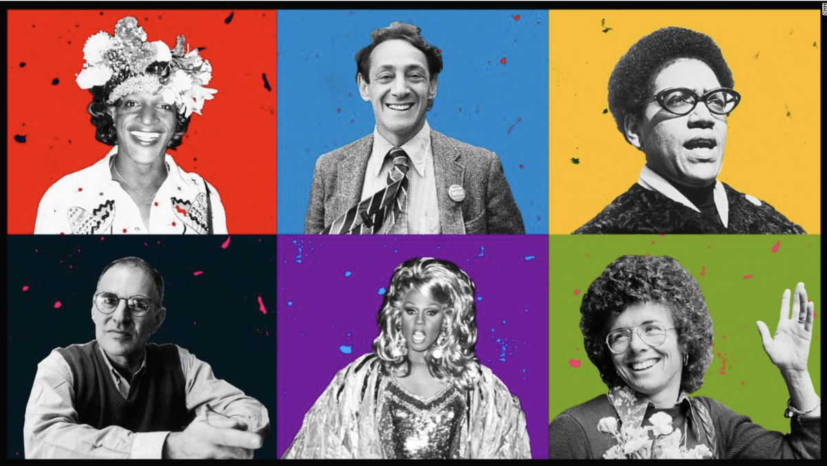 Here are 6 of the most influential LGBTQ+ activist to know!  🌈Marsha P. Johnson 🌈 Harvey Milk 🌈Audre Lorde 🌈Larry Kramer 🌈RuPaul Charles 🌈 Billie Jean King  To learn more about them visit: https://t.co/s6JG3uC0uw  Info & Graphic  @CNN https://t.co/XXKuw9zYWS