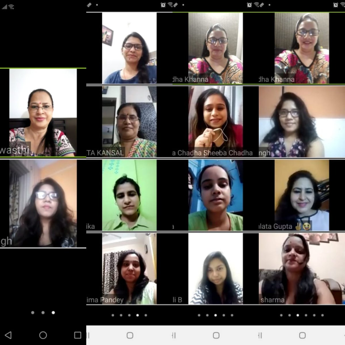 5 days workshop on how you can convert mobile into money making machine       Here we have group pic of virtual class on motivation learning and so much fun.  #aktalks07 #dreamcatcherclub #networkmarketing #MAP_OF_THE_SOUL_7_THE_JOURNEY #KartikAaryan #Xbox #zonauang #COVID19pic.twitter.com/p91ujYvZuP