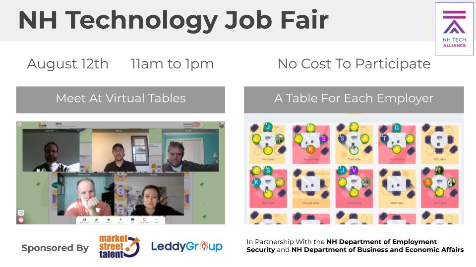 Over 200 jobs have been added to the job fair so far.   Are you hiring? Sign up - it is free. https://t.co/vZLo3BYXKe