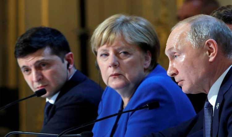 حظر التسلح الإيراني بين #بوتين و #ميركل https://cutt.ly/Jp81h8spic.twitter.com/zYjx3SbHV8