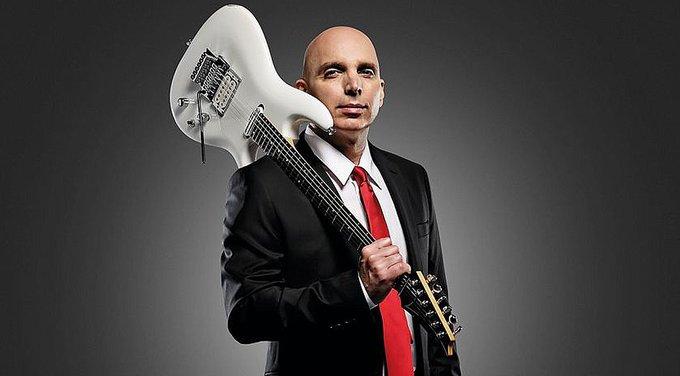 On this day in 1956 Joe Satriani  is born in Westbury, New York. Happy Birthday!!