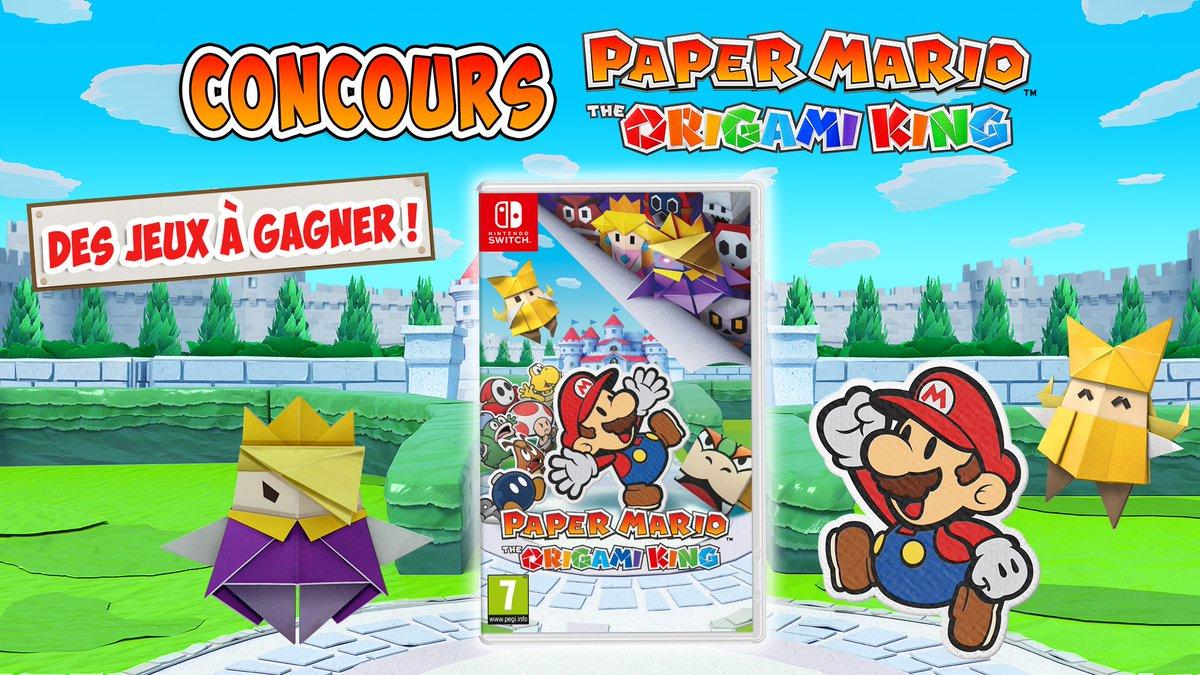@NintendoFrance's photo on Paper Mario
