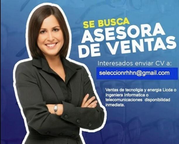 Asesora de Ventas - #Tegucigalpa y #SPS  #empleosHn #Honduras #empleosenHonduras https://instagr.am/p/CCqqHOEAts5/pic.twitter.com/SRY9fG5KGv
