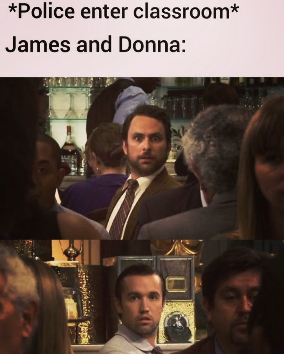 Too good not to share! Two of our favorite shows. This may be one of the best memes I've seen. @alwayssunny #lauraistheone #davidlynch #theloglady #twinpeaks #agentcooper #laurapalmer #theredroom #blacklodge #thegreatnorthern #kylemaclachlan #redroom #charlieday #robmcelhenney