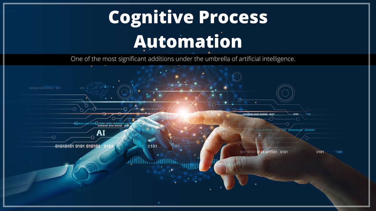 Cognitive Process Automation - One of the most significant additions under the umbrella of artificial intelligence. #cpa #CognitiveProcessAutomation  #automation  #ai  #intelgic  Read more:  https://intelgic.com/blog/cognitive-process-automation/…pic.twitter.com/6PUrt5NPva