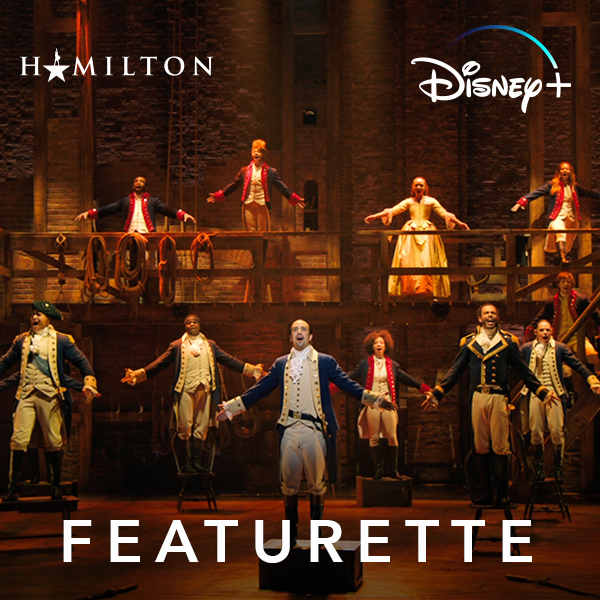 The cast and filmmakers of Hamilton reflect on their experience being a part of the show in this new special look at the film. Hamilton is now streaming on #DisneyPlus. #Hamilfilm