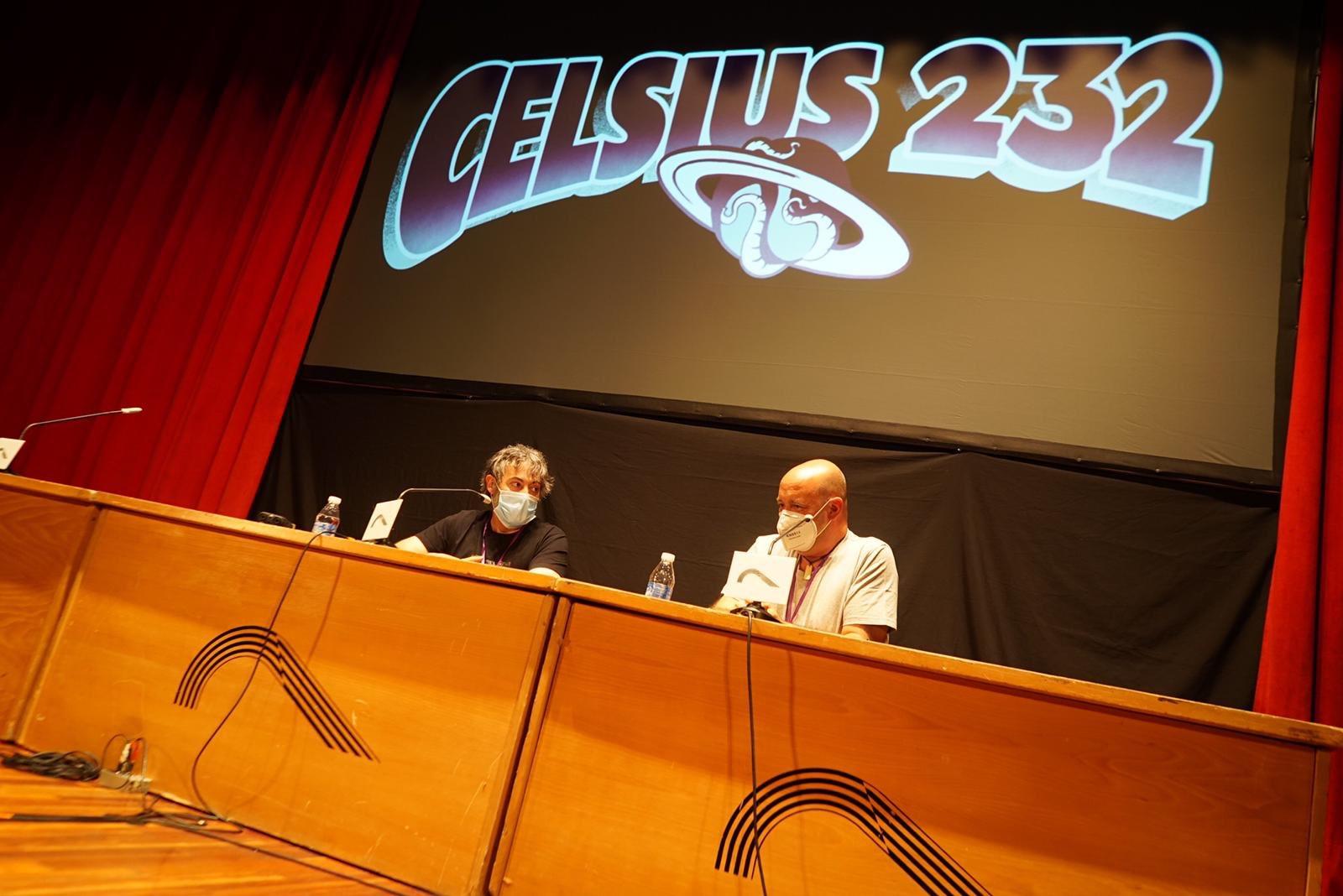 Carlos Sisí en el Celsius 232 2020