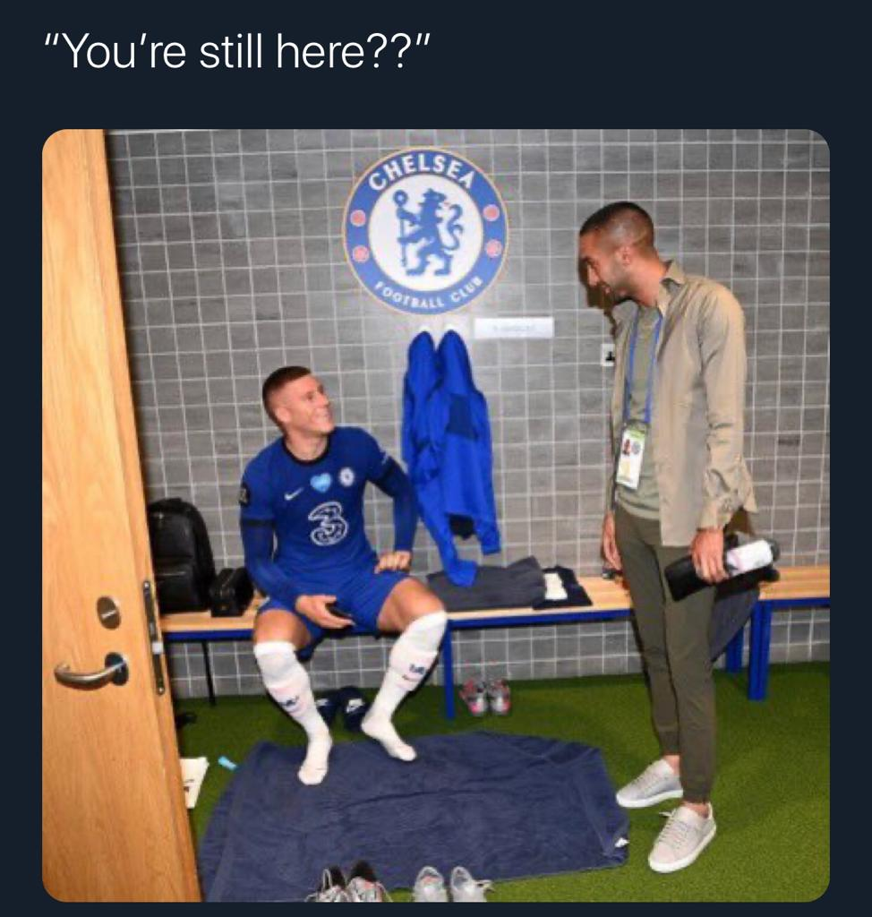 LMFAO 🤣🤣🤣🤣🤣🤣🤣  #Chelsea https://t.co/txyPPa3TJl