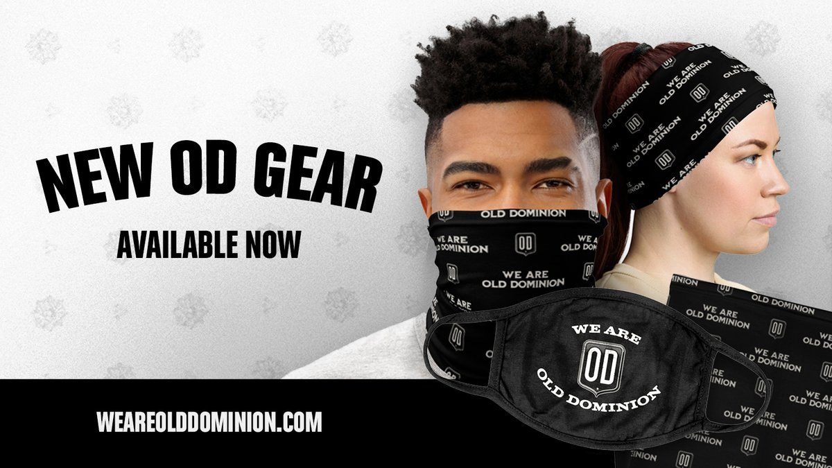 OD neck gaiters and masks in the official store. Get yours now https://t.co/n7xpgVLm24 https://t.co/xetb3DVhyO