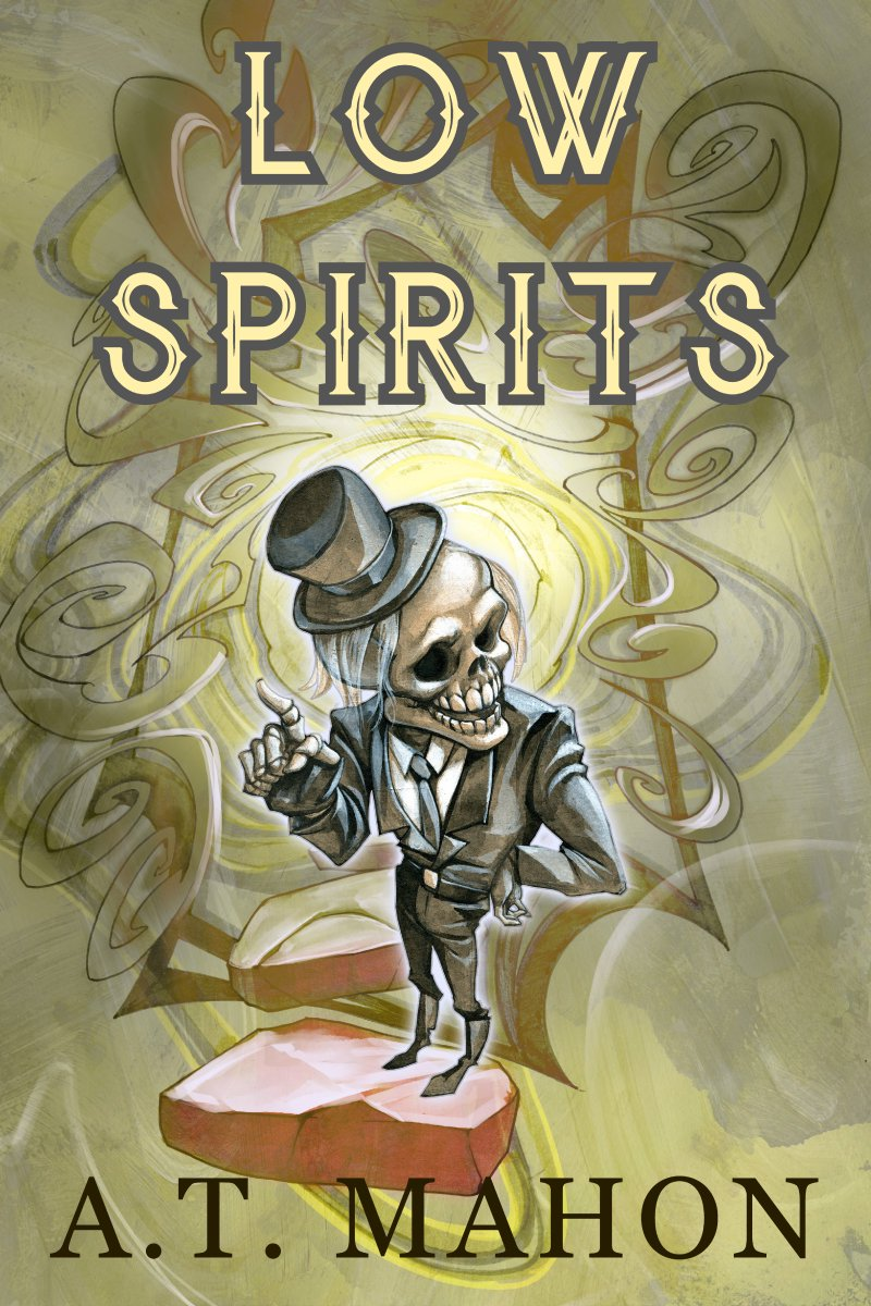 Low Spirits  When a warring couple meet up in the afterlife the battle continues https://t.co/BBsLxkp7yW #humour #fantasy https://t.co/qsa3DDtPnP
