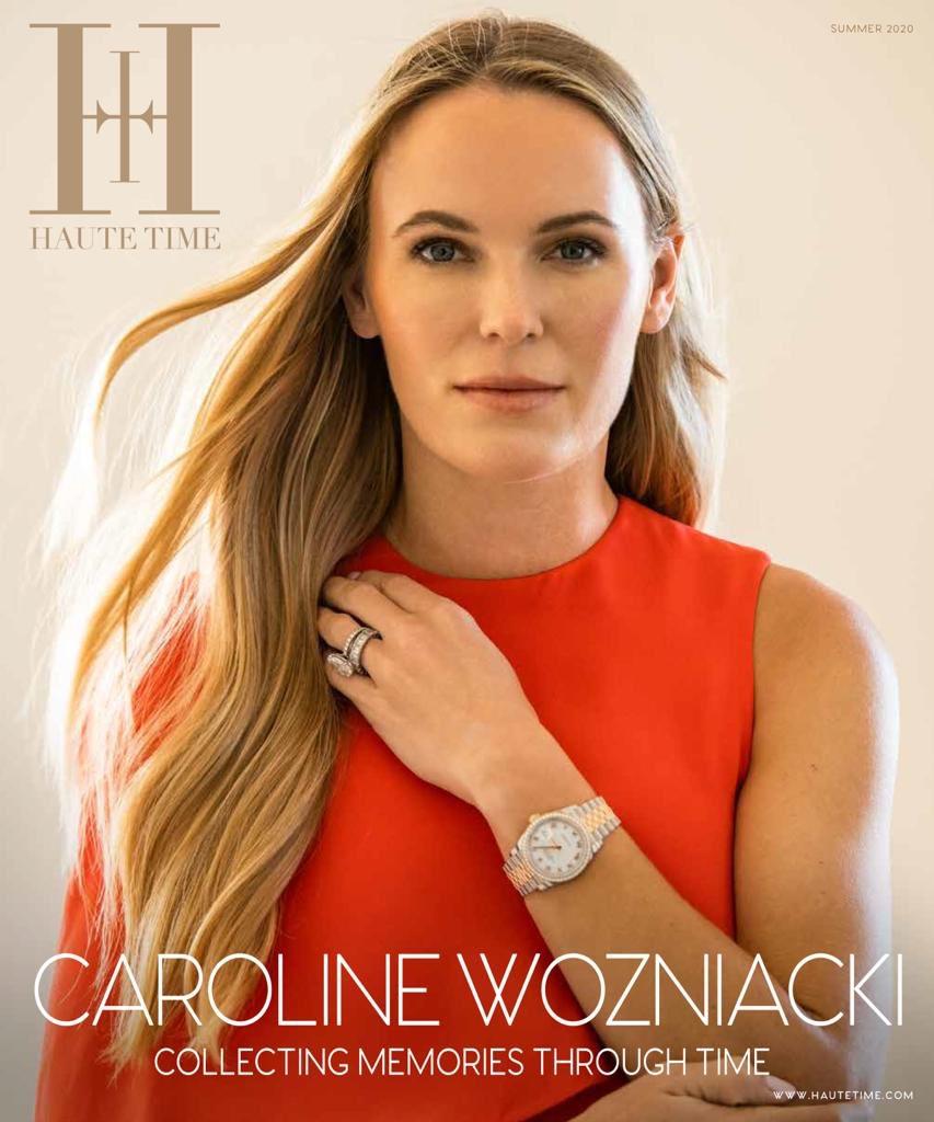 Caroline Wozniacki @CaroWozniacki