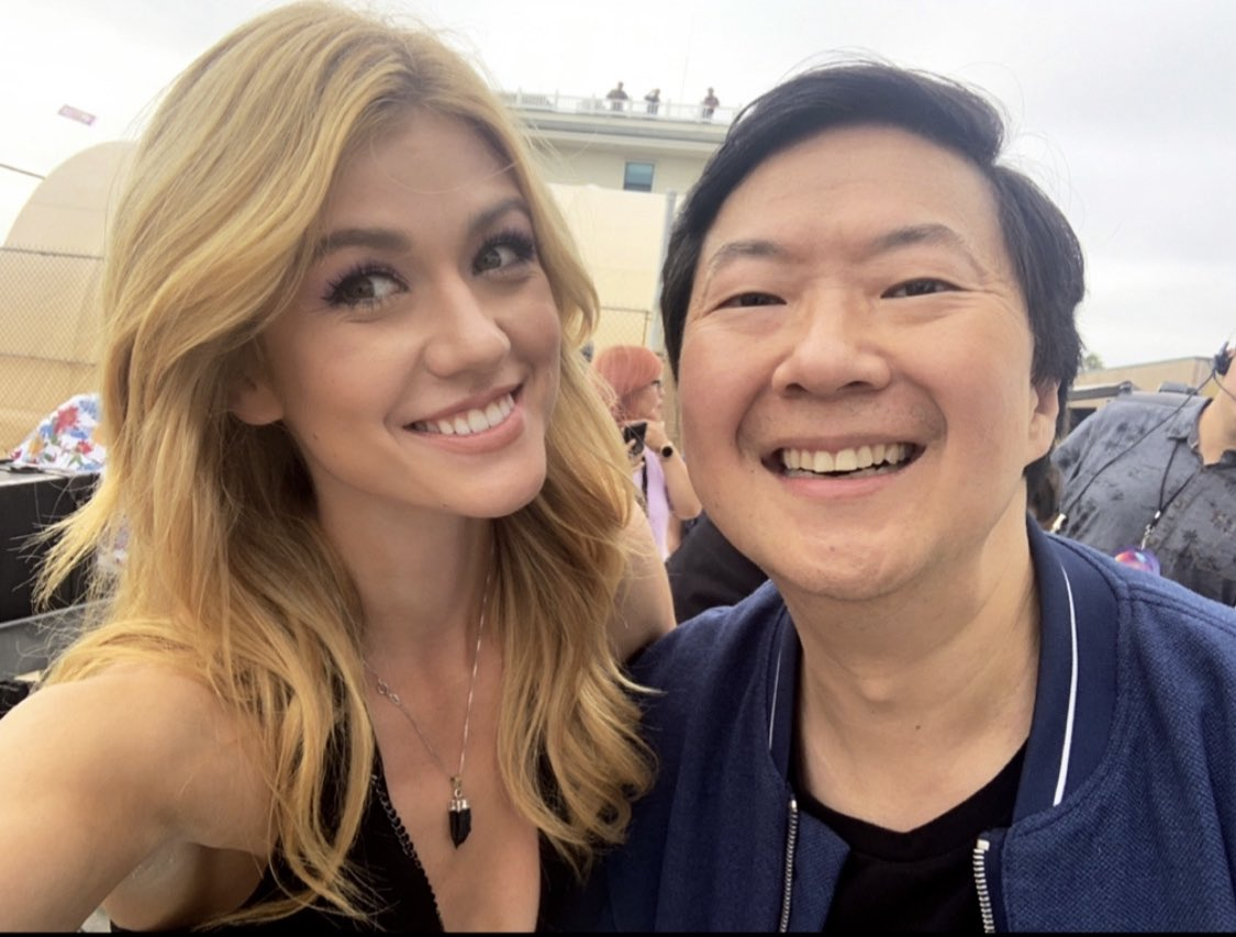 Happy birthday, @kenjeong ! Wishing you all the love, laughter, and joy you bring to the world! 🧁🎈✨