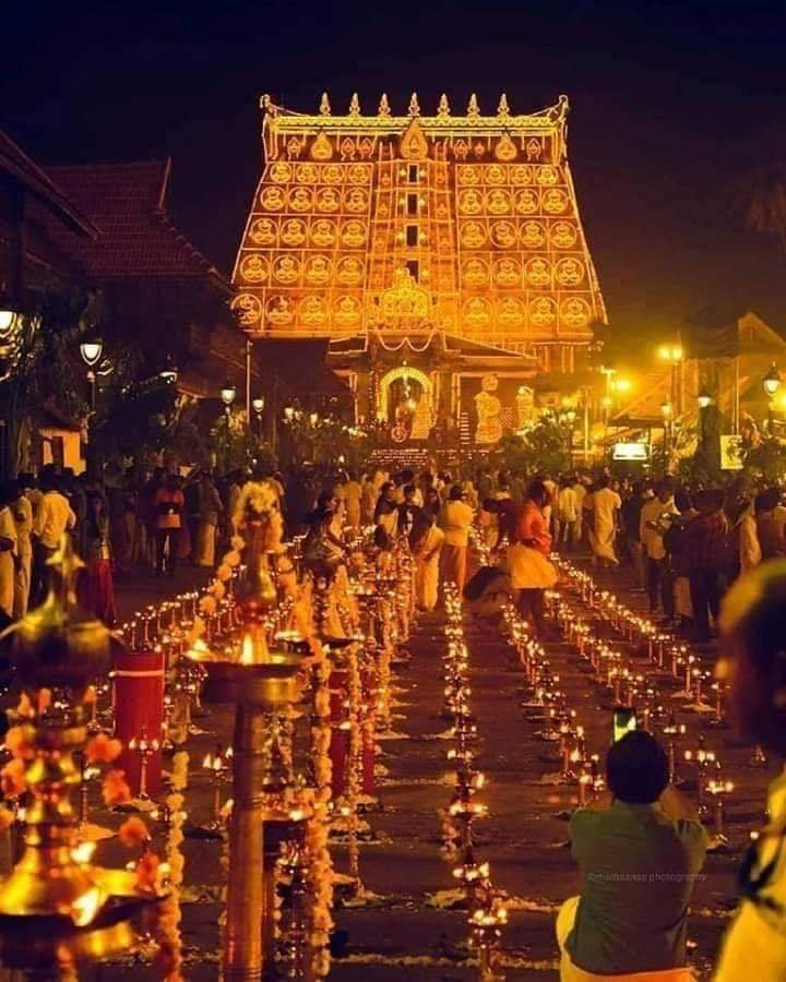 The Kerala state government failed in an attempt to capture the Sri Padmanabha temple, the SC confirmed the trust in the Travancore royal family.  The government's unconstitutional authority over all temples in the country should be abolished ASAP.  #FreeHinduTemples  #Hindutva pic.twitter.com/vkNvvmR5Kx