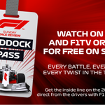 F1 PADDOCK PASS: STYRIAN GRAND PRIX  All the best reaction to race weekend from inside the F1 paddock 🏁💬  Watch via F1 TV or the official F1 website  Listen for free on Spotify 👉 https://t.co/PerJbqKcj8  #AustrianGP 🇦🇹 #F1