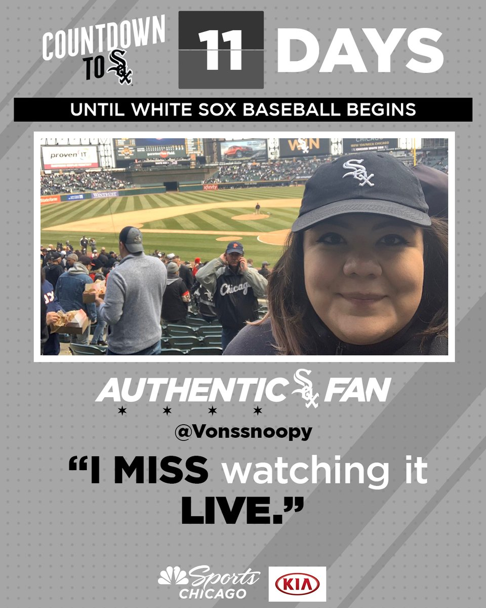 11 days, @Vonssnoopy. Only 11 days. #AuthenticFan 🖤  In the meantime, everyone can catch the intrasquad games this week live on the MyTeams app: https://t.co/BK8U2l6UAL https://t.co/7QND1cZfBt