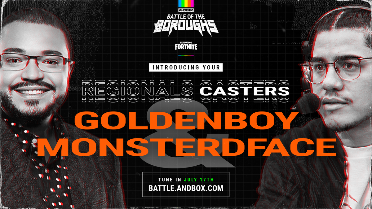 Best Fortnite Cast Goldenboy On Twitter Casting Fortnite Again But This Time It S For My City Best Of Luck To All The Competitors And I Can T Wait To Cast With Monsterdface Again The Boriquaboys Are
