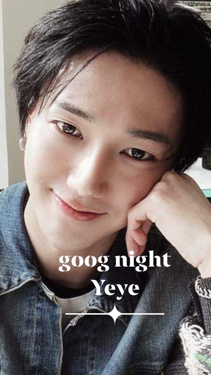 Good night Yeye!!!☘️🍁🥀💕 @shfly3424  #superjunior Yesung #WhenWeWereUs https://t.co/ouwLplvwAK
